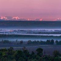 Стелется утренний туман. :: Фёдор. Лашков