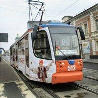 По улицам трамвай катали...)) :: Владимир Хиль