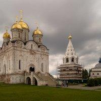 Лужецкий монастырь. :: Андрей Масаев