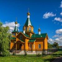 Церковь Александра Невского в Тамбове :: Александр Тулупов