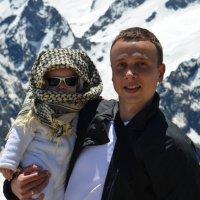 Альпинист с пеленок :: Виктор Хорьяков