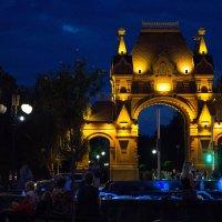 Александровская триумфальная арка в Краснодаре :: Cain Amberskii
