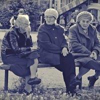 Одесские бабушки они такие.... ) :: Юлия Juli-Elizabeth