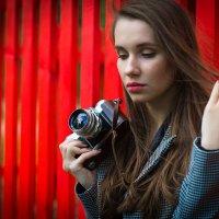 Ты сними меня, фотограф :: ferro