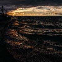 Закат на море :: Николай Н