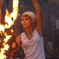 Повелительница Огня :: Наталия Григорьева