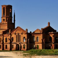 Разрушенная лютеранская кирха :: Оксана Полякова