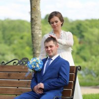 Саша и Юля :: Виктор Звездин