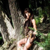амазонка :: Мария Волобуева