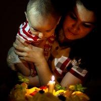 Первый годик сыну! :: Фазлиддин Инагамов