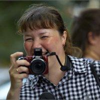 Ну,ты,фотограф,попал!!! :: Сергей Величко