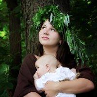 Мать и дитя :: Xeniya Likich