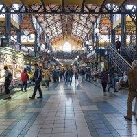 Центральный рынок в Будапеште :: Борис Гольдберг
