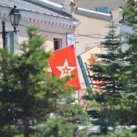 Флаги СА и ВМФ :: Александр Морозов
