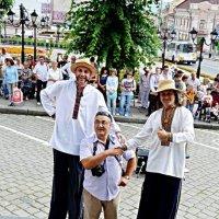 На ходулях :: Степан Карачко