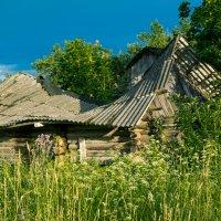 заброшенный дом :: Олег