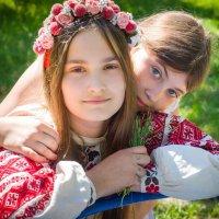 Ксения и Ангелина :: Виктор Орлов