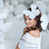 бабочковое настроение :: Ольга Шеломенцева