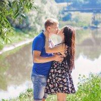 Алексей и Карина :: Андрей Молчанов