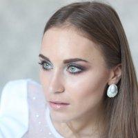 зеленоглазая :: Вера Ярославцева