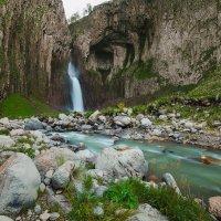 Водопад Тузлук Шапа III :: Ольга Брага