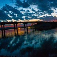 Мост через озеро Мылки! :: Ирина Антоновна