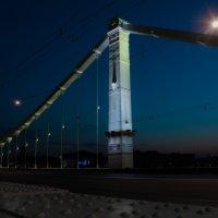 Фрагмент Крымского моста :: Светлана .