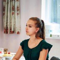 Девушка :: Сергей Черепанов