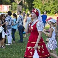Фестиваль Мир Сибири 2016 Шушенское :: Виктор