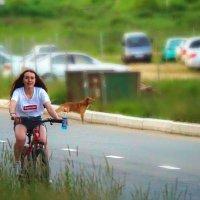 Движение - это жизнь... ч.2 :: Арина