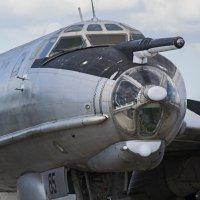 ТУ-142 противолодочный самолёт :: Дмитрий Гончаренко
