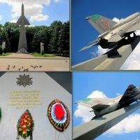 Памятник воинам-авиаторам :: Нина Бутко