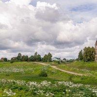 Село. :: Андрей Масаев