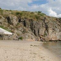 Пляж о.Хортица :: Сергей Давыденко