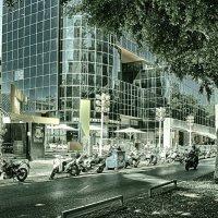 Тель-Авив, бульвар Ротшильда.1 :: Larisa