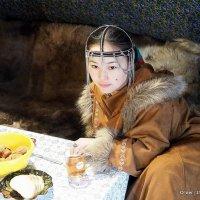 образ девушки Севера :: Олег Лукьянов
