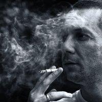Дым сигарет с ментолом.... :: Алиса Терновая