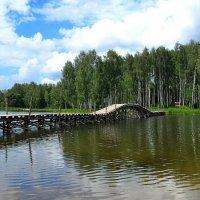 Горбатый мостик :: Милешкин Владимир Алексеевич