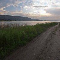 Дорога,дорога,куда ты зовёшь?... :: Александр Попов