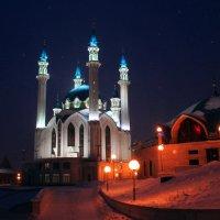 Казань, мечеть Кул Шариф :: Анна Ковалёва
