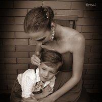 С мамой :: Vorona.L