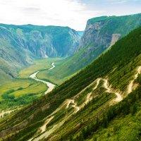 Горный Алтай летом :: Андрей Кузнецов