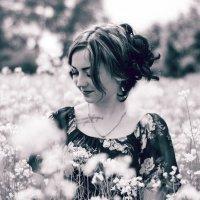 весна в черно-белом :: Yana Odintsova