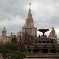 МГУ :: Сергей Кухаренко