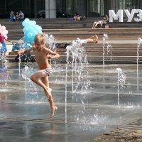 Радость воде :: Андрей Видеман