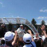 Папа римский Франциск в городе Гюмри :: Volodya Grigoryan