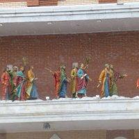 """Комплекс """"12 апостолов"""" :: Наиля"""