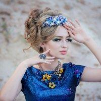О женской красоте слагают оды :: Наталья Кирсанова