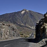 Вулкан Тейде, Тенерифе :: Priv Arter