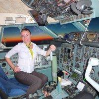 12 июля международный день стюардесс и фотографа. ;-) :: Alexey YakovLev